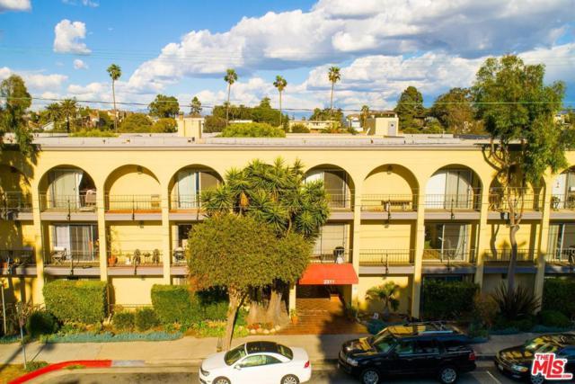 2311 4TH Street #116, Santa Monica, CA 90405 (#19436368) :: PLG Estates