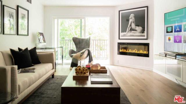1230 Horn Avenue #412, West Hollywood, CA 90069 (#19436290) :: Golden Palm Properties