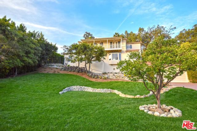 5811 Valley Oak Drive, Los Angeles (City), CA 90068 (#19432464) :: Paris and Connor MacIvor