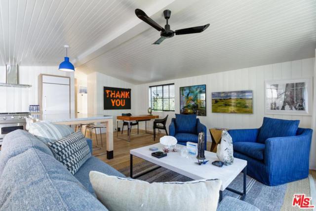 27 Paradise Cove Road, Malibu, CA 90265 (#19436630) :: Golden Palm Properties