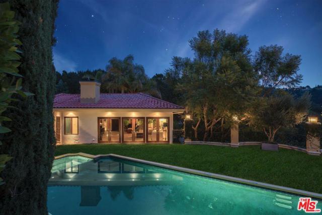 9635 Cedarbrook Drive, Beverly Hills, CA 90210 (#19436702) :: Golden Palm Properties