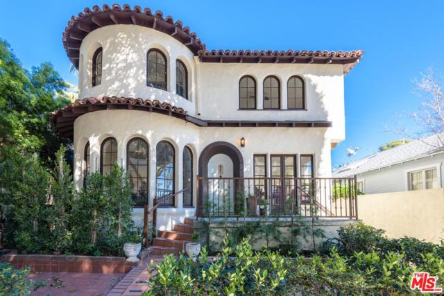 9051 Dicks Street, West Hollywood, CA 90069 (#19436660) :: Golden Palm Properties
