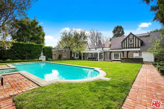 804 N Crescent Drive, Beverly Hills, CA 90210 (#19436734) :: Golden Palm Properties