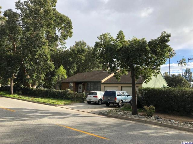760 E Woodbury Road, Pasadena, CA 91104 (#319000696) :: The Agency