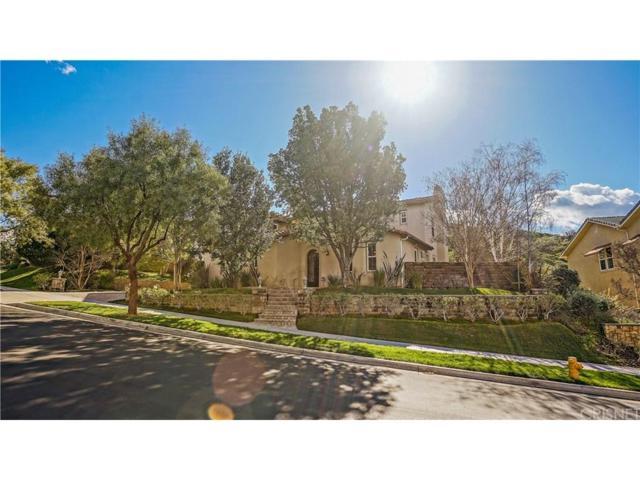 26535 Oak Terrace Place, Valencia, CA 91381 (#SR19039596) :: Paris and Connor MacIvor