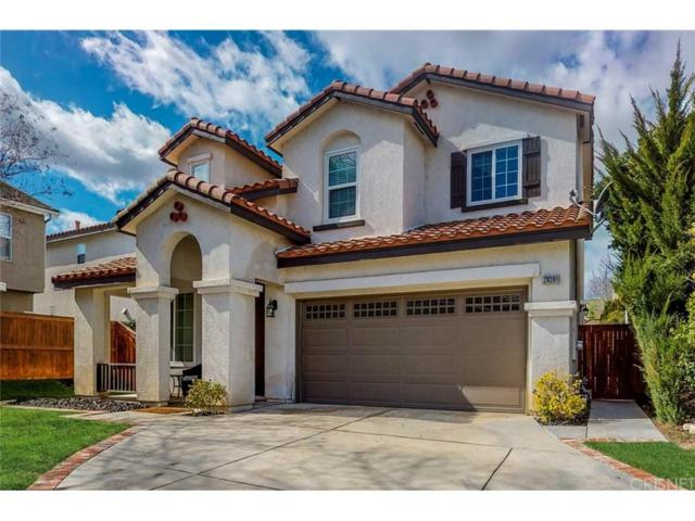 28261 Cedar Lane, Saugus, CA 91350 (#SR19039495) :: The Real Estate Offices of Talbot and Watson