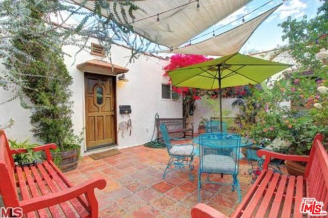 1538 N Crescent Heights, West Hollywood, CA 90046 (#19435780) :: Golden Palm Properties