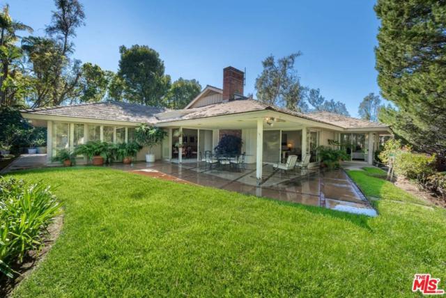 1045 Carolyn Way, Beverly Hills, CA 90210 (#19435816) :: Golden Palm Properties