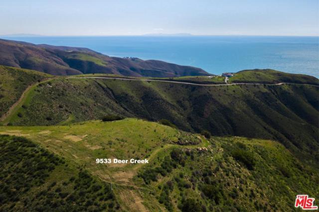 9533 Deer Creek Road, Malibu, CA 90265 (#19437140) :: Golden Palm Properties