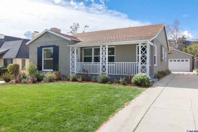 3437 Downing Avenue, Glendale, CA 91208 (#319000718) :: Golden Palm Properties