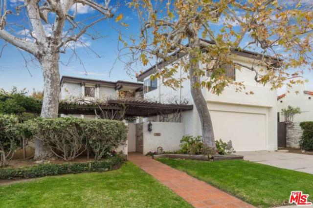 589 Radcliffe Avenue, Pacific Palisades, CA 90272 (#19437266) :: Golden Palm Properties