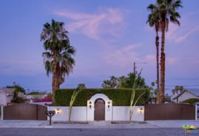 572 S Calle Encilia, Palm Springs, CA 92264 (#19437242PS) :: The Agency