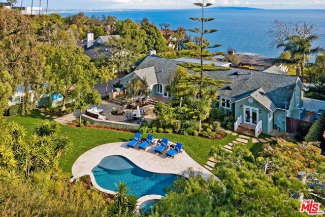 20779 Big Rock Drive, Malibu, CA 90265 (#19437178) :: Golden Palm Properties