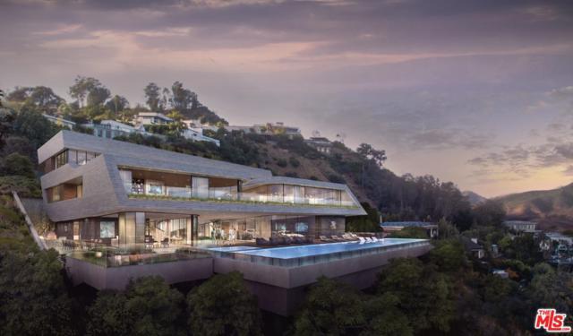 1414 Donhill Drive, Beverly Hills, CA 90210 (#19434314) :: Golden Palm Properties