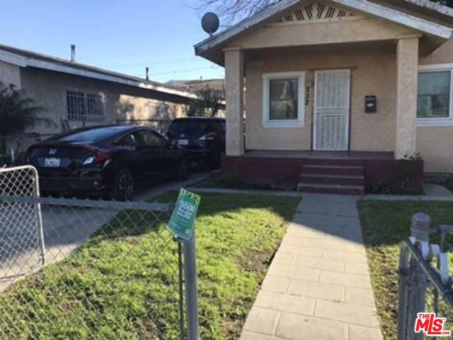 232 W 82ND Street, Los Angeles (City), CA 90003 (#19437330) :: Golden Palm Properties