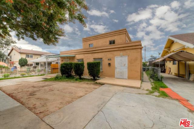 413 N Harvard Boulevard, Los Angeles (City), CA 90004 (#19437352) :: Golden Palm Properties