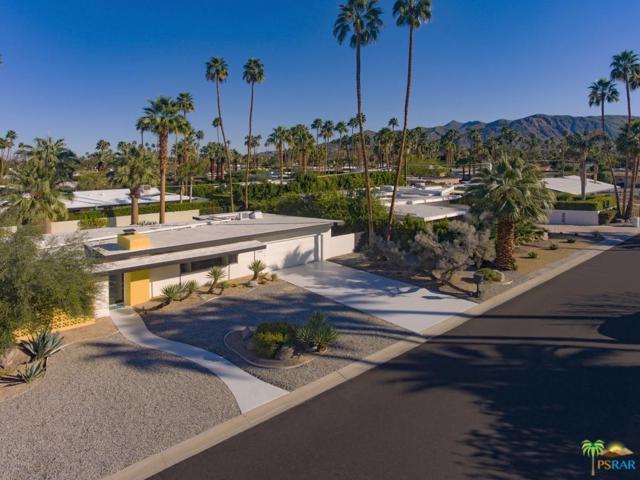1124 S Sagebrush Road, Palm Springs, CA 92264 (#19433052PS) :: The Fineman Suarez Team