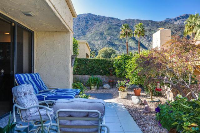 128 E Via Huerto, Palm Springs, CA 92264 (#19433742PS) :: Golden Palm Properties