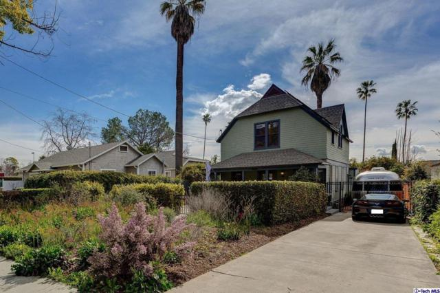 862 E Howard Street, Pasadena, CA 91104 (#319000752) :: The Real Estate Offices of Talbot and Watson