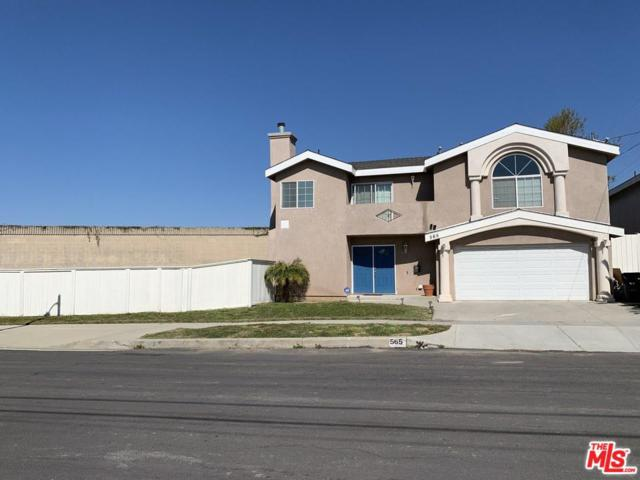 565 W 146TH Street, Gardena, CA 90248 (#19437852) :: Fred Howard Real Estate Team