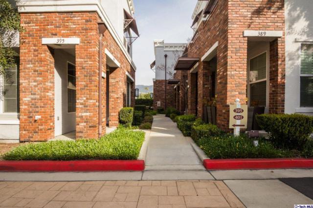395 Arden Avenue #3, Glendale, CA 91203 (#319000791) :: The Real Estate Offices of Talbot and Watson