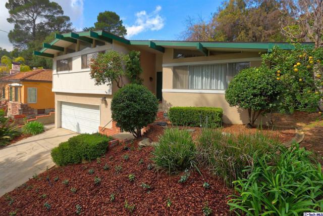 1921 El Arbolita Drive, Glendale, CA 91208 (#319000738) :: Golden Palm Properties