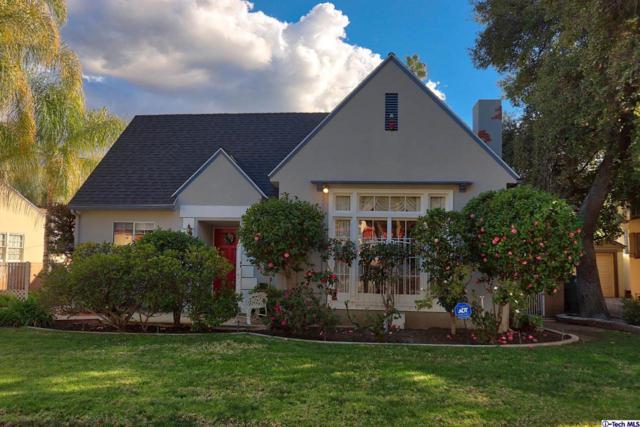 1416 Moncado Drive, Glendale, CA 91207 (#319000767) :: Golden Palm Properties