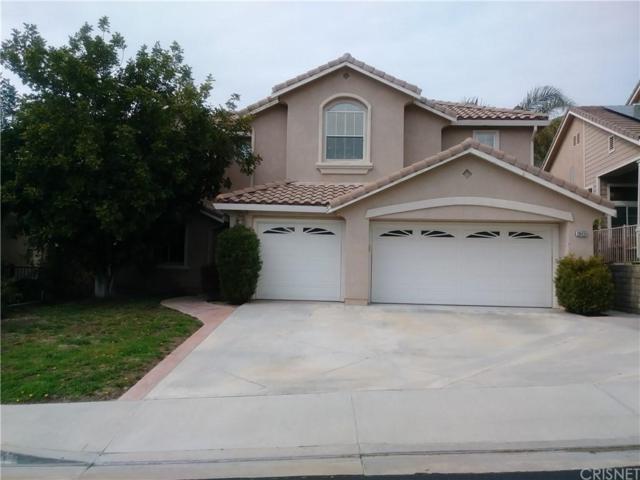 28431 Rock Canyon Drive, Saugus, CA 91390 (#SR19046107) :: The Agency