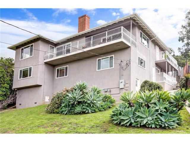 3964 Fredonia Drive, Hollywood Hills, CA 90068 (#SR19047054) :: The Agency