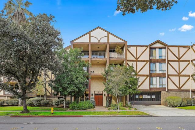125 N Allen Avenue #311, Pasadena, CA 91106 (#819000904) :: The Agency