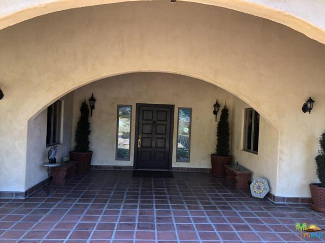 56375 Bighorn Drive, Mountain Center, CA 92561 (#19439844PS) :: The Agency