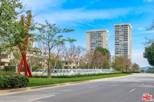 2220 Avenue Of The Stars #603, Los Angeles (City), CA 90067 (#19438092) :: Lydia Gable Realty Group