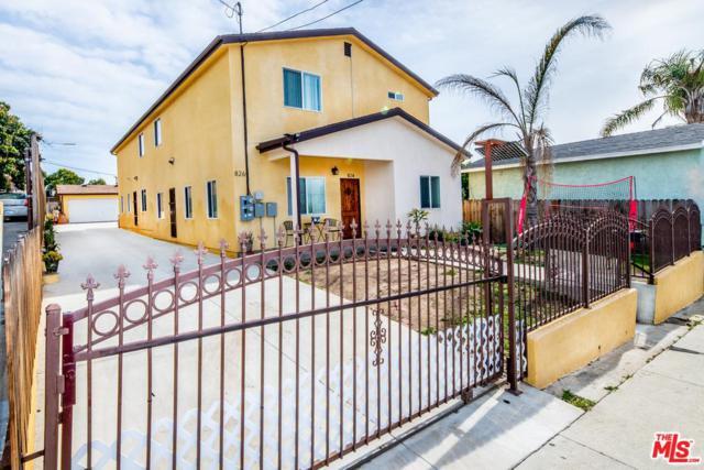 824 N Hicks Avenue, Los Angeles (City), CA 90063 (#19435584) :: Paris and Connor MacIvor
