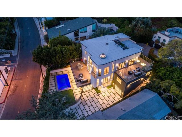 1432 N Kings Road, Hollywood Hills, CA 90069 (#SR19049750) :: The Agency