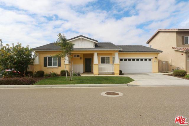 1555 S Cabrini Lane, Santa Maria, CA 93458 (#19440584) :: The Agency