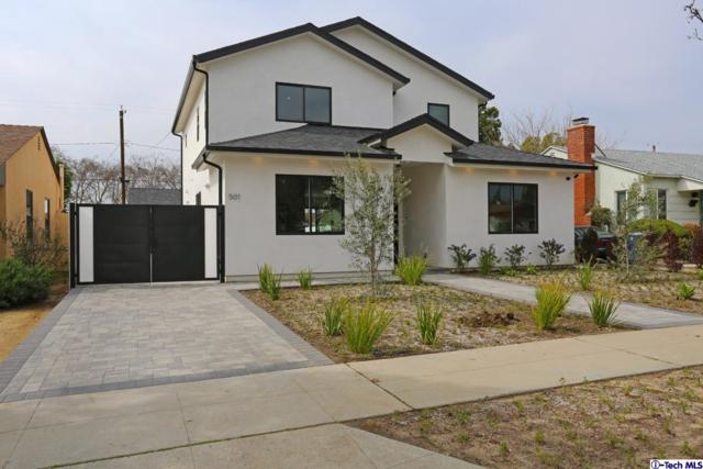 501 S Glenwood Place, Burbank, CA 91506 (#319000879) :: The Fineman Suarez Team