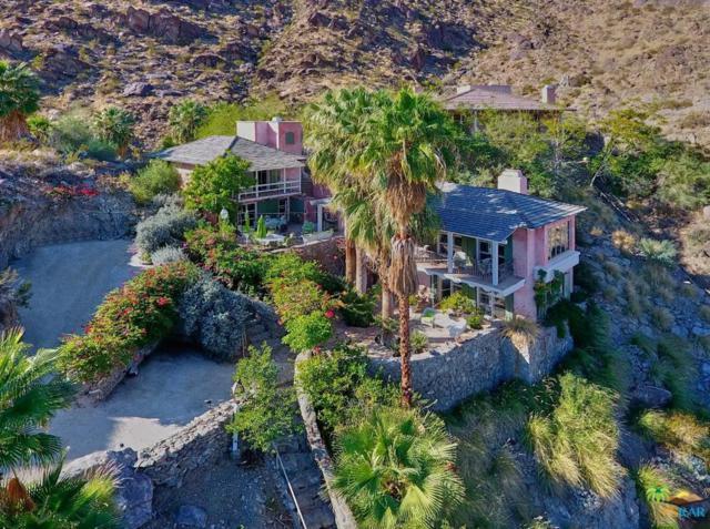 252 Ridge Road, Palm Springs, CA 92264 (#19432068PS) :: The Fineman Suarez Team