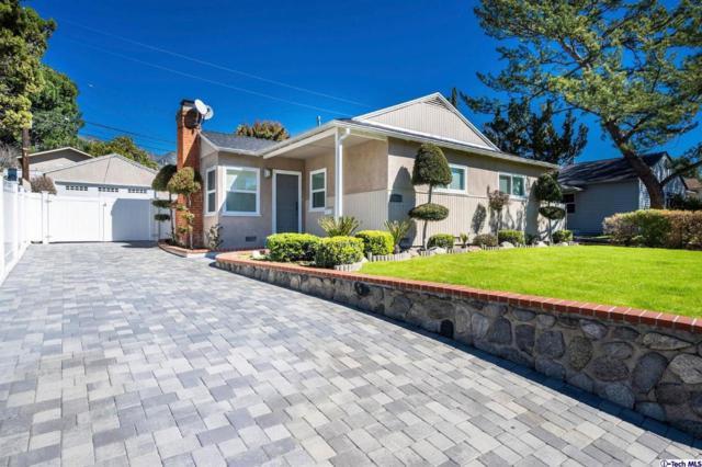 2951 Fairmount Avenue, La Crescenta, CA 91214 (#319000921) :: Golden Palm Properties