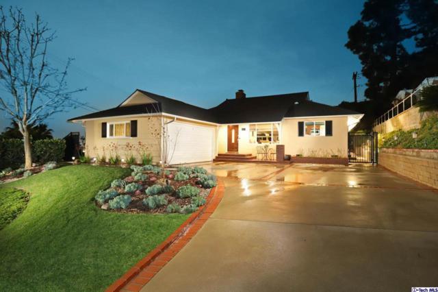 907 Groton Drive, Burbank, CA 91504 (#319000834) :: Golden Palm Properties