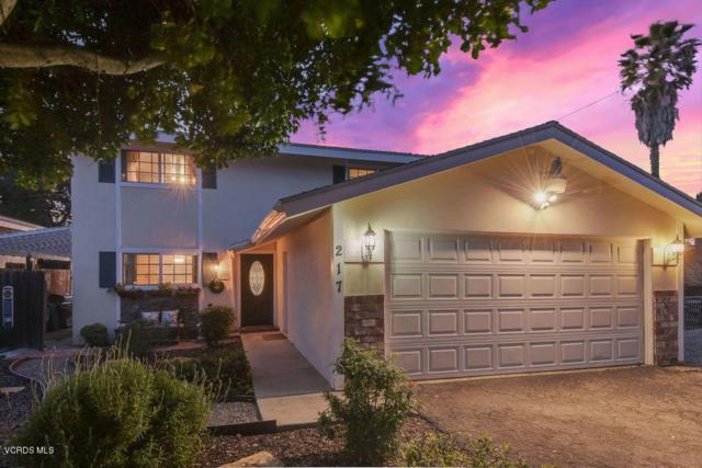 217 Canyon Road, Newbury Park, CA 91320 (#219002683) :: TruLine Realty