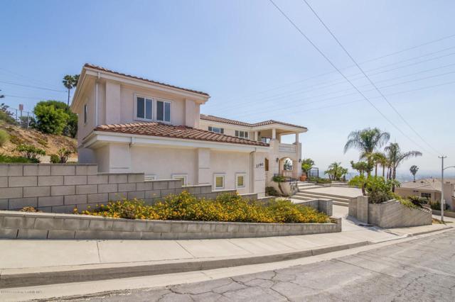 1190 Ridgeside Drive, Monterey Park, CA 91754 (#819001048) :: Golden Palm Properties