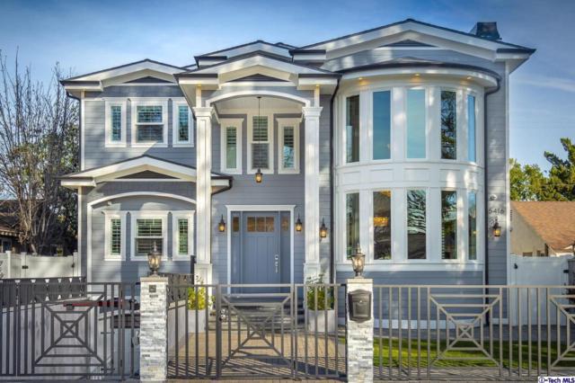 5416 Norwich Avenue, Sherman Oaks, CA 91411 (#319000946) :: Golden Palm Properties