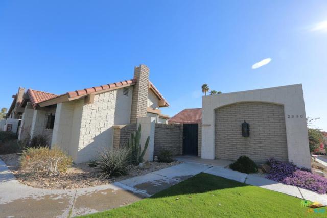 2380 Miramonte Circle C, Palm Springs, CA 92264 (#19442474PS) :: Lydia Gable Realty Group