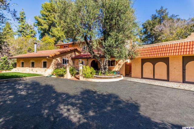 987 Kirkton Place, Glendale, CA 91207 (#319000951) :: Golden Palm Properties
