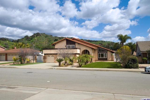 4800 Raymond Drive, La Verne, CA 91750 (#319000945) :: The Agency