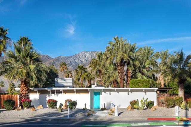 603 S El Cielo Road, Palm Springs, CA 92264 (#19443204PS) :: The Real Estate Offices of Talbot and Watson
