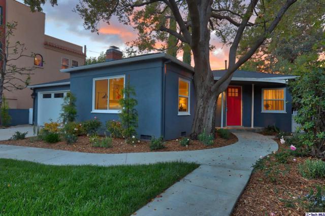 4415 Strohm Avenue, Toluca Lake, CA 91602 (#319000554) :: Golden Palm Properties