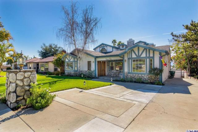 1912 Hampton Lane, Glendale, CA 91201 (#319001001) :: The Real Estate Offices of Talbot and Watson
