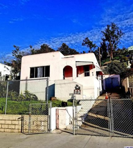 2124 N Marianna Avenue, Los Angeles (City), CA 90032 (#319001002) :: Paris and Connor MacIvor