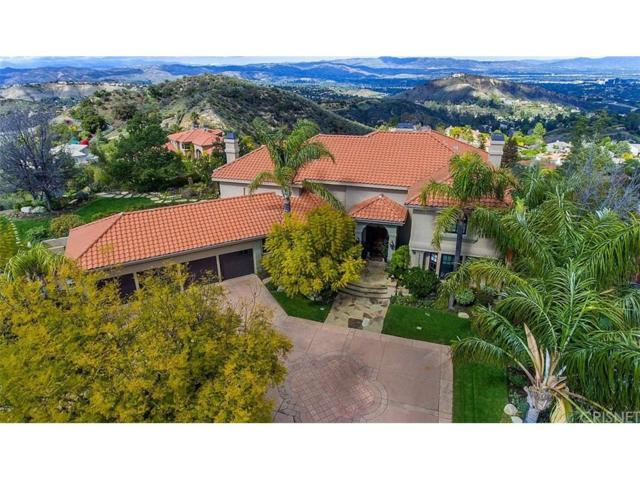 24021 Alder Place, Calabasas, CA 91302 (#SR19056705) :: The Real Estate Offices of Talbot and Watson